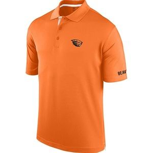 Oregon State Beavers Spector Poly Polo NWT L